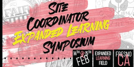 California Love: Site Coordinator Expanded Learning Symposium tickets