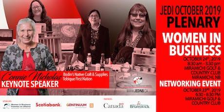 Women in Business Plenary tickets