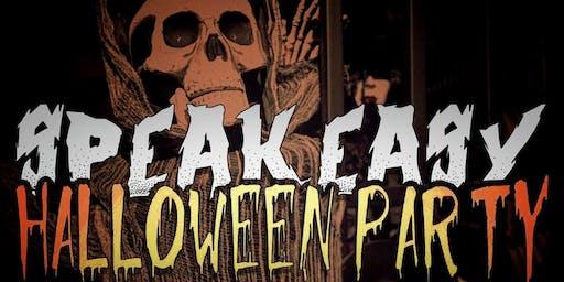 Speakeasy Halloween Party