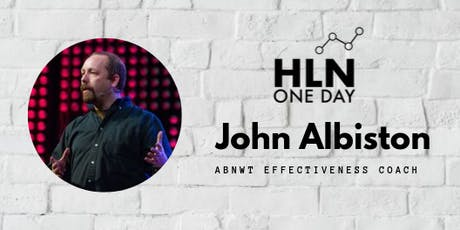 HLN One Day with John Albiston- SASKATOON tickets