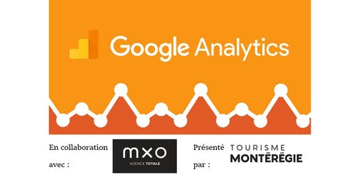Formation Google Analytics 101 - Sorel-Tracy