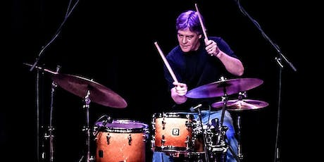 Masterclass with drummer Jeff Sipe - Asheville, NC tickets