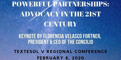 2020 TexTESOL V Regional Conference tickets