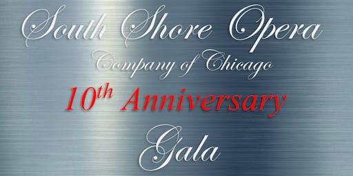 South Shore Opera Company of Chicago 10th Anniversary