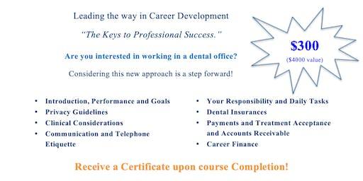 Career in the Dental Field
