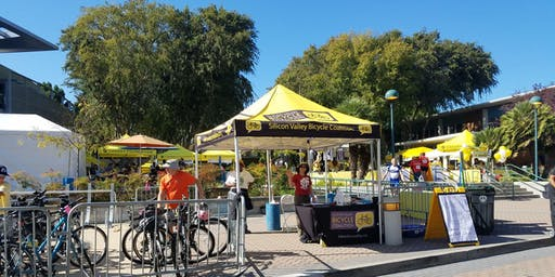 Volunteer Bike Parking - Cupertino Fall Fest: Saturday, September 28th, 2019