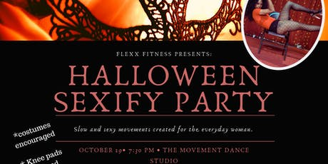 Halloween SEXIFY dance Party  tickets