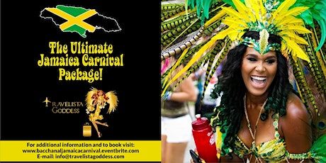 Jamaica Carnival April 2020 tickets
