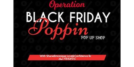 Black Friday Popping Pop & Shop  tickets