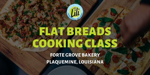 Flat Bread Cooking Class