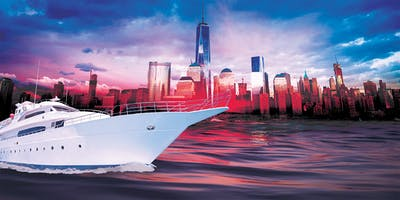 NYC Yacht Cruise around Manhattan Statue of Liberty Boat Party: Saturday December 14th