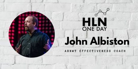 HLN One Day with John Albiston- REGINA tickets