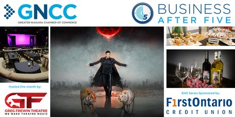 Business After 5 - November 5, 2019 tickets