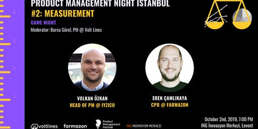 Product Management Night Istanbul @ING Innovation Center Turkey