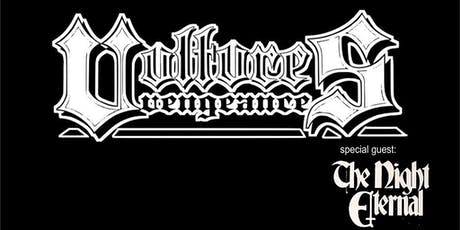 Vultures Vengeance + The Night Eternal @Ragnarok Live Club tickets