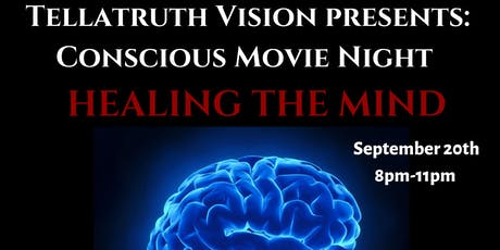 Conscious Movie Night: Healing The Mind tickets