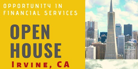 Open House - New Opportunities tickets
