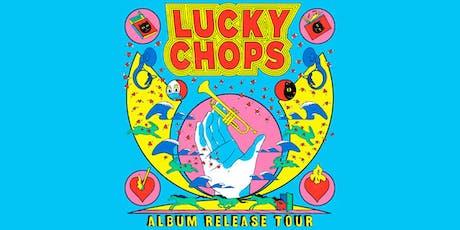 Lucky Chops tickets