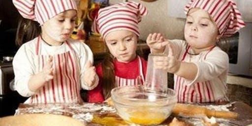 Kid's Cooking Class: Mini Apple Crostadas