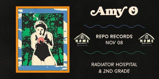 Amy O / Radiator Hospital / 2nd Grade