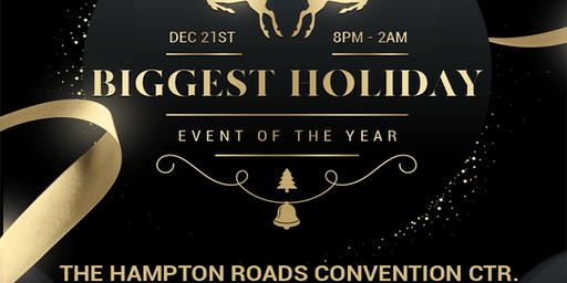 BIGGEST HOLIDAY EVENT OF THE YEAR