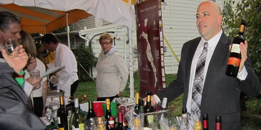 Italian Wine & Food Festival at St. Michaels, Maryland