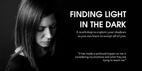 Finding Light in the Dark-2 Day Workshop tickets
