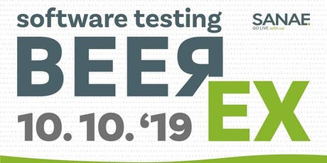 SANAE Software Testing BEER.EX tickets