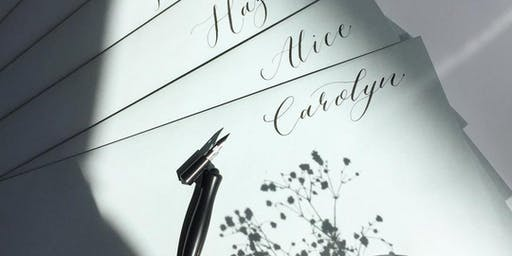 Modern Calligraphy for Improvers