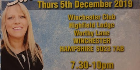 An Evening of Mediumship with the wonderful Sue Hind Thur 05/12/19 7pm-10pm tickets