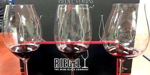 Riedel Wine Glass Workshop