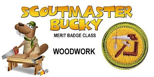 Woodwork Merit Badge - 2020-02-15 - Saturday AM - Scouts BSA