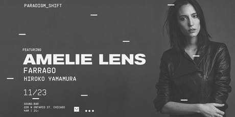 AMELIE LENS tickets