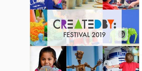 Volunteer for CreatedBy Festival with SWE Boston tickets