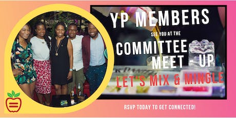 NYULYP Committee Meet Up tickets