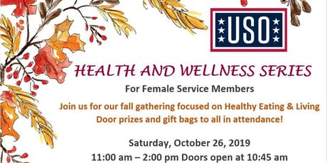 Health & Wellness Series: Easy Nutrition to Strengthen Your Body tickets