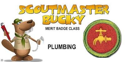 Plumbing Merit Badge - 2020-02-15 - Saturday AM - Scouts BSA