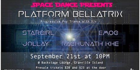 Platform Bellatrix tickets