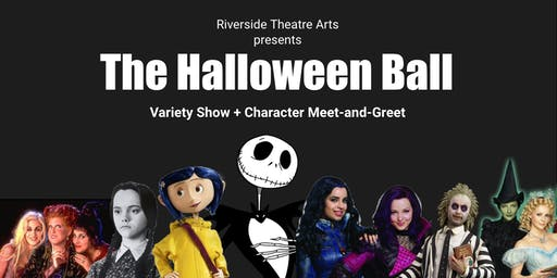 The Halloween Ball - Variety Show + Character Meet-and-Greet