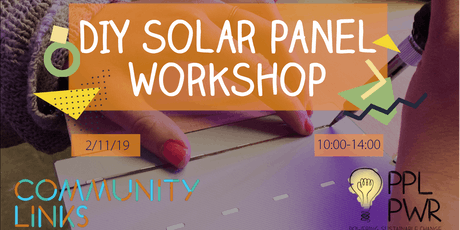 DIY Solar Panel Workshop tickets