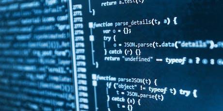 Charla gratuita: Aprendiendo a programar de cero entradas