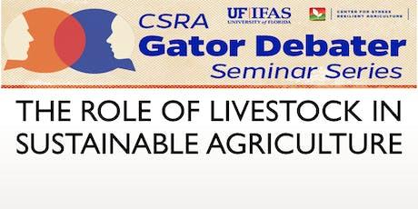 3rd CSRA Gator Debater Seminar Series tickets