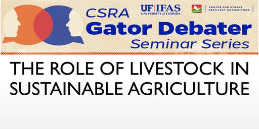 3rd CSRA Gator Debater Seminar Series
