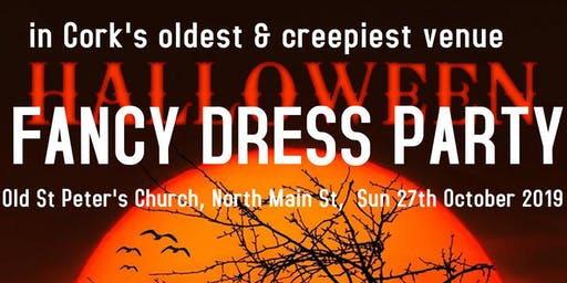 Halloween Fancy Dress Party
