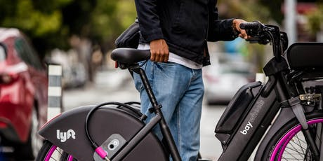SF Bicycle Coalition Intro to Urban Bicycling Workshop with Bay Wheels  tickets