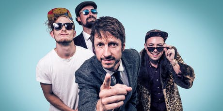 The Undercover Hippy @ The Junction, Plymouth tickets