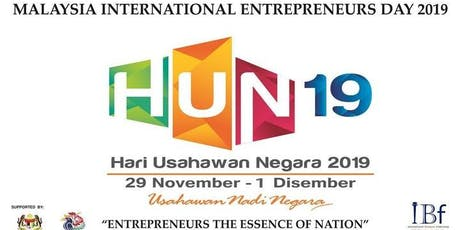 The Entrepreneurs Day 2019  tickets