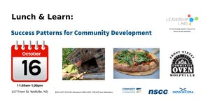 Leadership Lab Lunch & Learn, Wednesday October 16,...