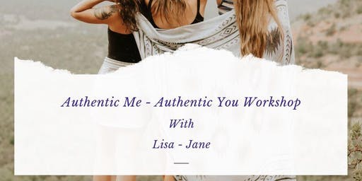 Authentic Me Authentic You