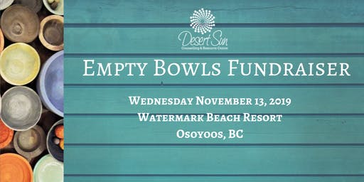 5th Annual Empty Bowls Fundraiser